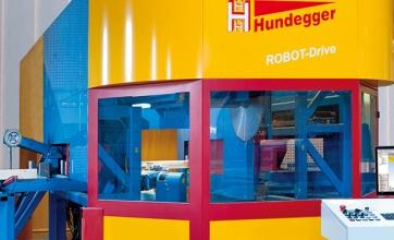 Hundegger Robot-Drive 1250