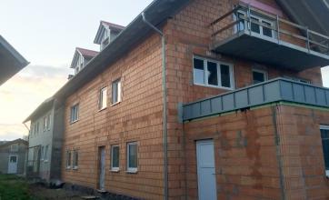 Anbau eines Wohnhauses mit Garage, Türkheim