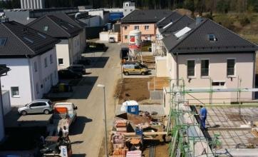 """Neubau eines Einfamilienhauses """"Eibenweg"""" in Langweid"""